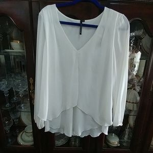 Very pretty tiered blouse
